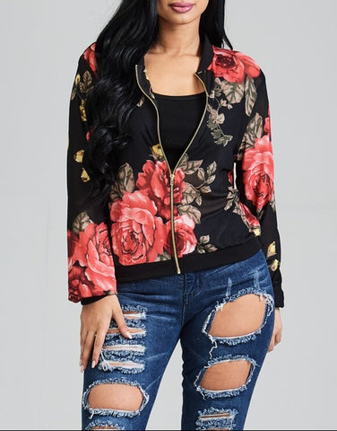 Bomber Top