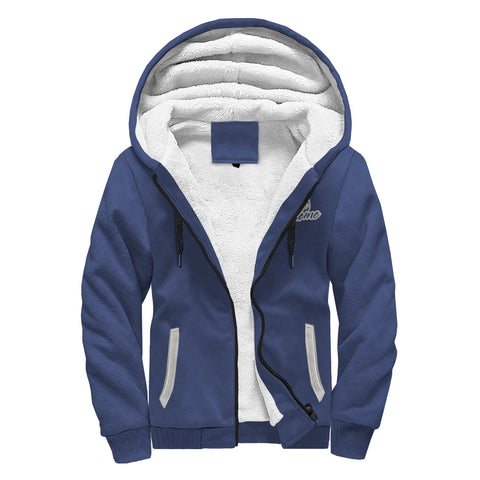 Image of Wonderful Be Owlsome Sherpa Hoodie