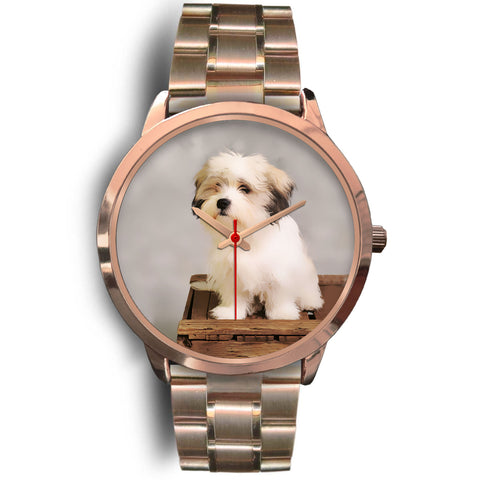Image of PERSONALIZED Maltese Custom Watch