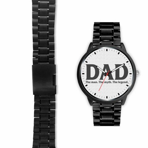 Dad Man Myth Legend Watch