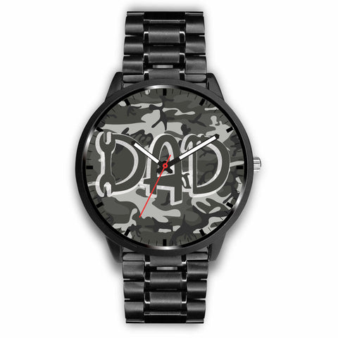 Image of Cool Camo Construction Dad Watch