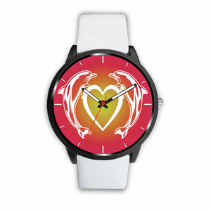 Dolphin Love Watch