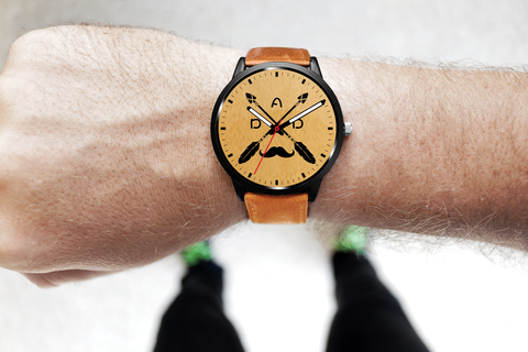 Image of Daddy Arrow Stash Watch