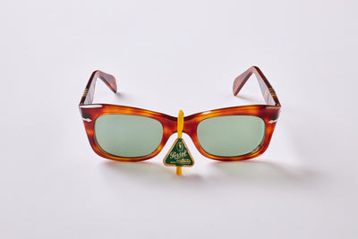 Persol Meflecto Military Green - The Gentleman's Community