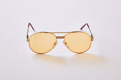 Persol Frame Yellow - The Gentleman's Community