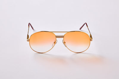 Persol Frame Tangerine Gradient - The Gentleman's Community