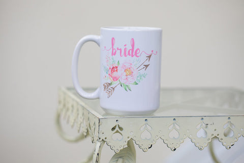 Arrow Bride Mug