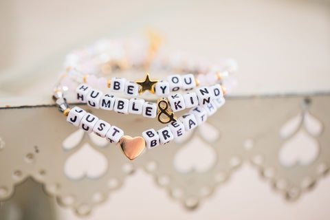 Little Words Project Bracelet