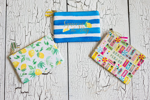 Summer Pouches
