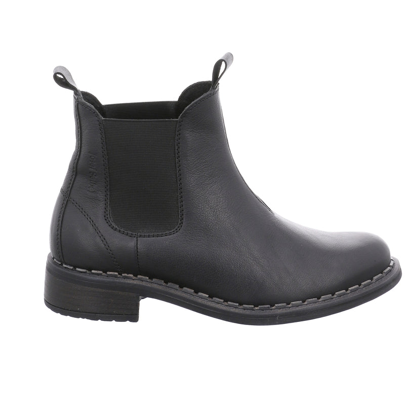 Josef Seibel Selena 11 Boot - Schwarz (Black) - Lucks of Louth