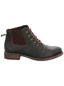 Josef Seibel Sienna 09 Boot - Olive - Lucks of Louth