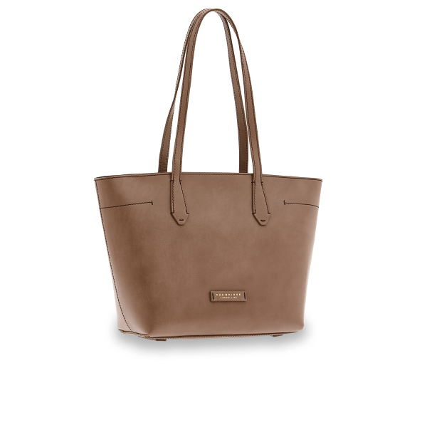 The Bridge 04.3610.01 Shopping Bag - Chestnut (Colour 14) - Lucks of Louth