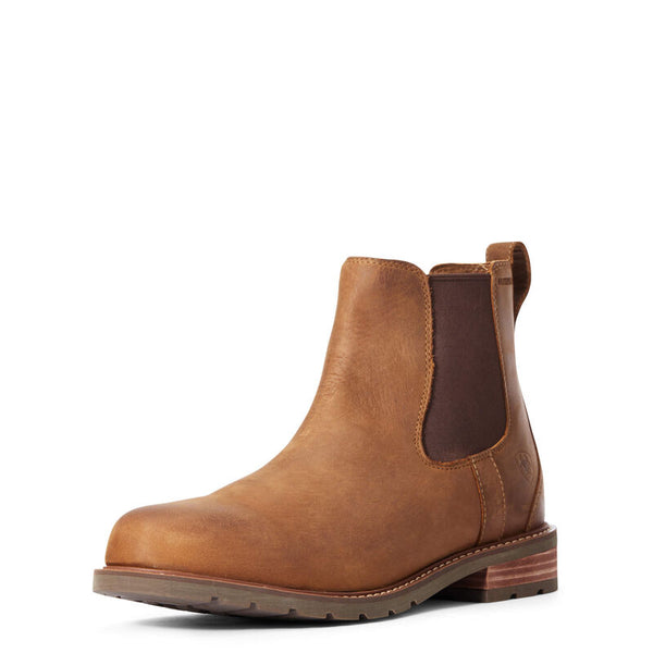 Ariat Wexford Waterproof Boot - Weathered Brown - Lucks of Louth