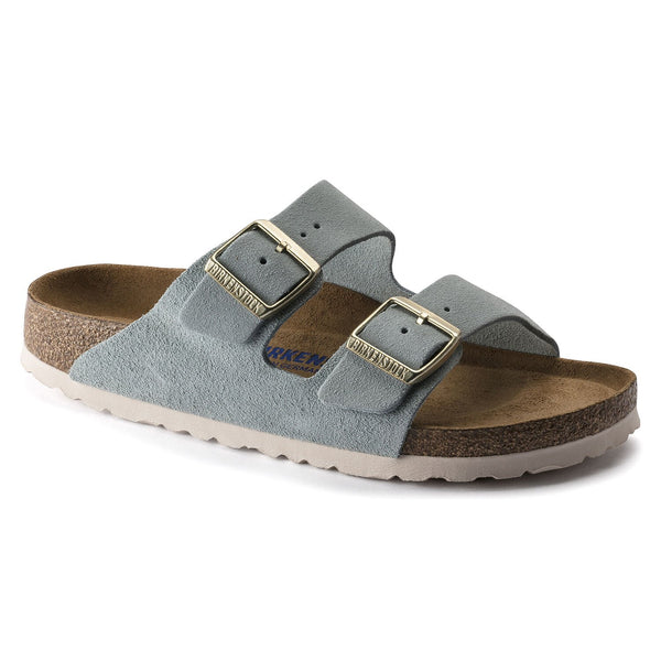 Birkenstock Arizona BS Narrow Fit Sandal - Light Blue - Lucks of Louth