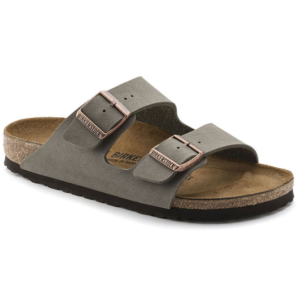 Birkenstock Arizona Sandal - Stone - Lucks of Louth