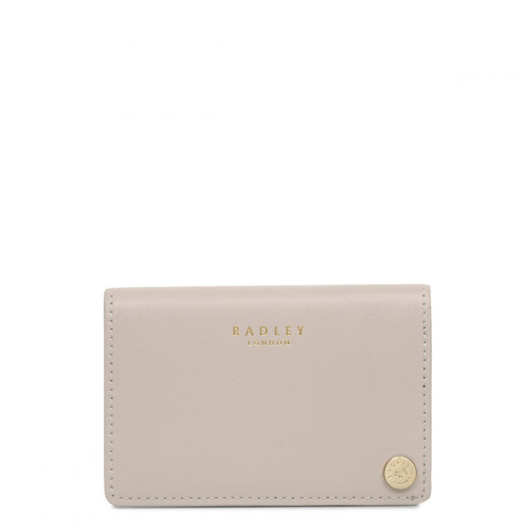 Radley Card Holder - Berry Nice - Dove Grey - Lucks of Louth