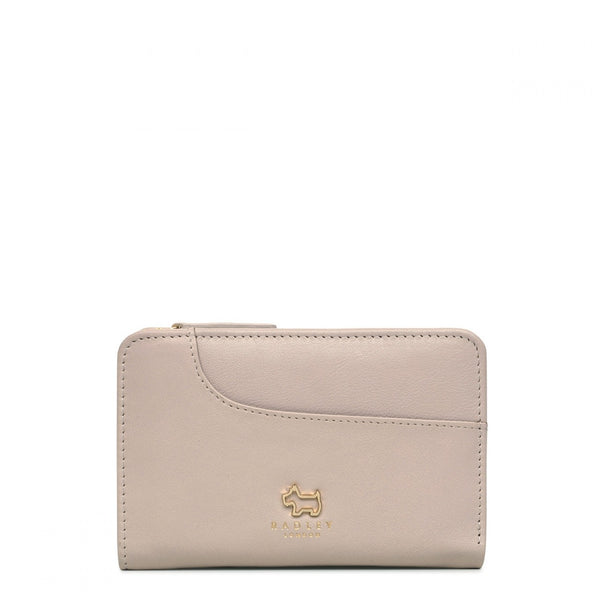 Radley Pockets Zip-Top Purse - Dove Grey - Lucks of Louth