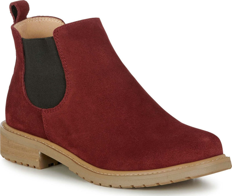 EMU Pinaroo Suede Chelsea Boot - Claret - Lucks of Louth