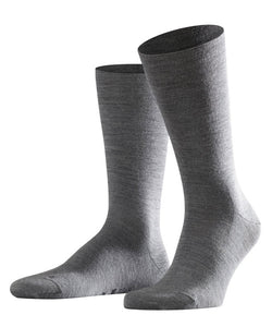 Falke Sensitive Berlin Socks - Dark Grey - Lucks of Louth