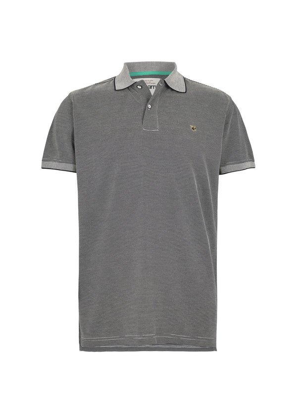 Dubarry Charlemount Polo Shirt - Navy - Lucks of Louth