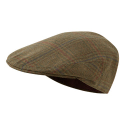 Schoffel Tweed Classic Cap - Buckingham Tweed - Lucks of Louth