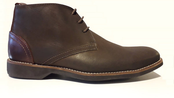 Anatomic Gel Furtado II Boots - Brown - Lucks of Louth