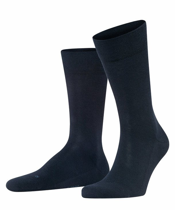 Falke Sensitive London Socks - Dark Navy - Lucks of Louth
