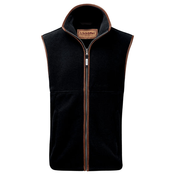 Schoffel Oakham Gilet - Gunmetal - Lucks of Louth