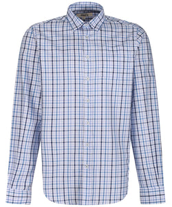 Dubarry Rathdrum Shirt - Blue Check - Lucks of Louth