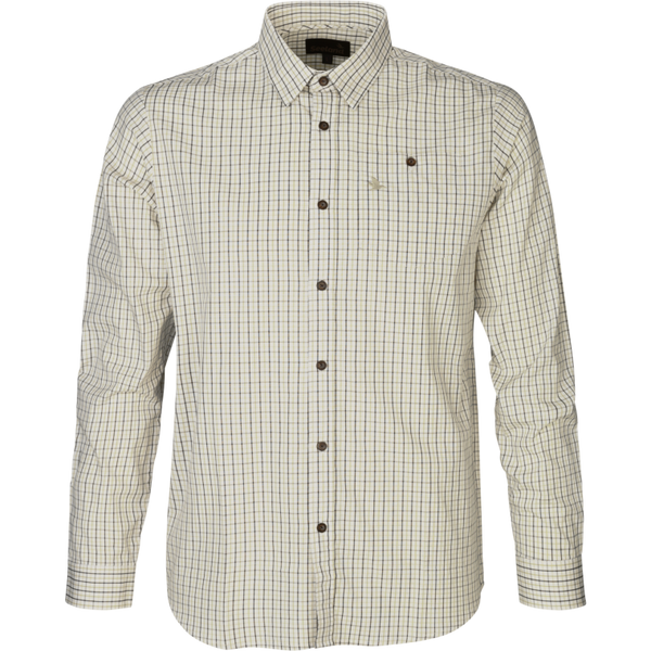 Seeland Newark Shirt - Pine Green Check - Lucks of Louth
