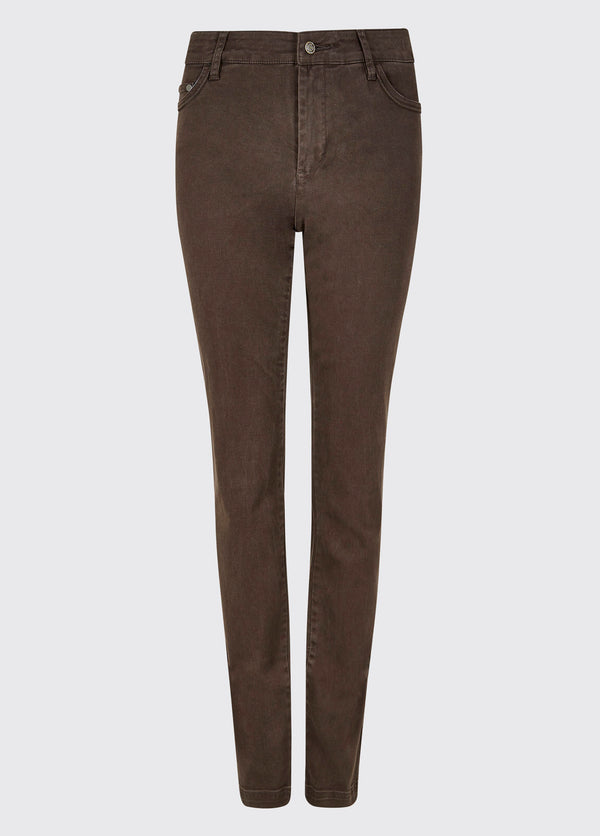 Dubarry Foxtail Trouser - Bourbon - Lucks of Louth