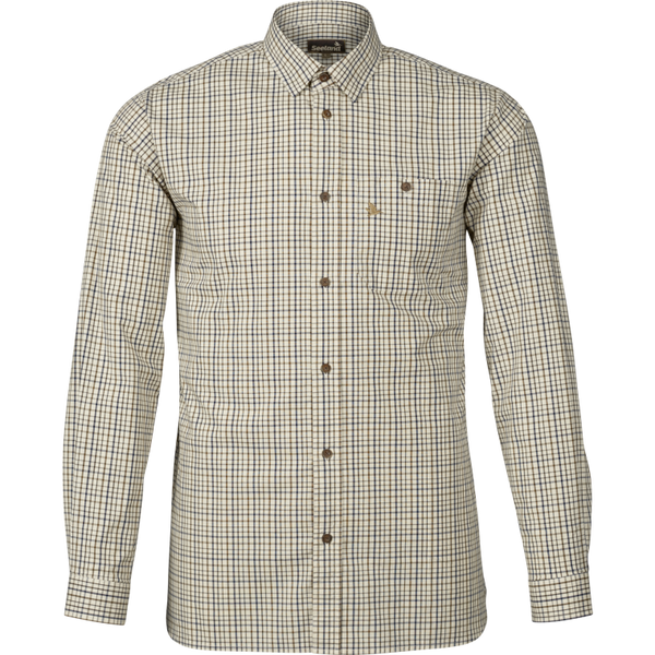 Seeland Keeper Shirt - Classic Brown - Lucks of Louth