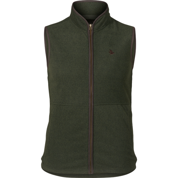 Seeland Woodcock Fleece Waistcoat - Classic Green - Lucks of Louth