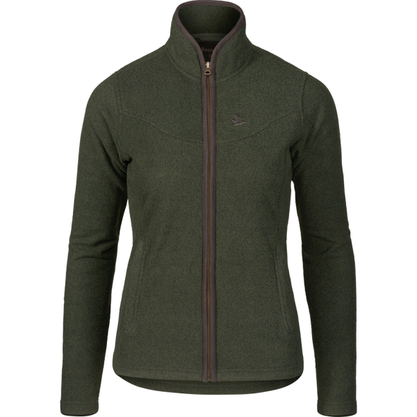 Seeland Woodcock Women Fleece Jacket - Classic Green - Lucks of Louth