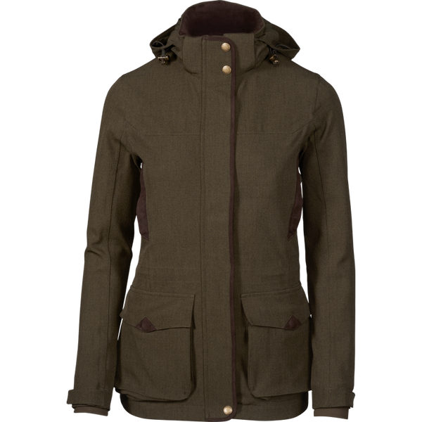 Seeland Woodcock Advanced Women Jacket - Shaded Olive - Lucks of Louth