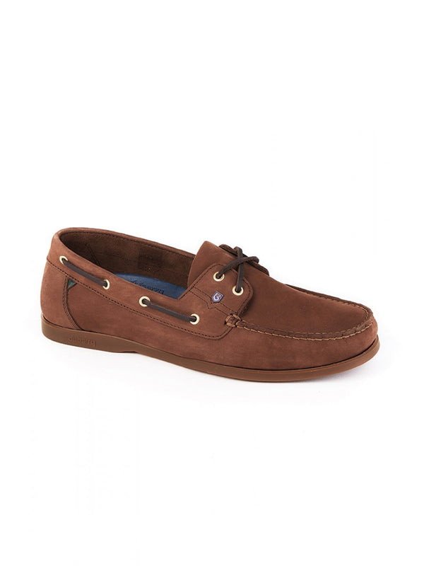 Dubarry Port Mocassin Deck Shoe - Cafe - Lucks of Louth