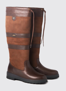 Dubarry Galway EXTRAFIT Boot - Walnut - Lucks of Louth
