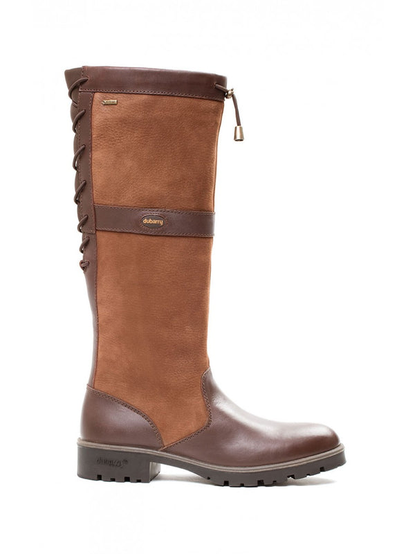 Dubarry Glanmire Boot - Walnut - Lucks of Louth