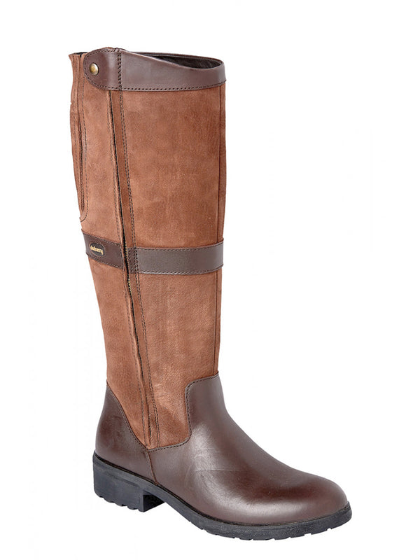 Dubarry Sligo Boot - Walnut - Lucks of Louth