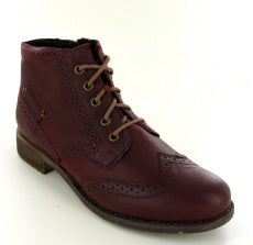 Josef Seibel Sienna 74 Boot - Bordo (Burgundy) - Lucks of Louth