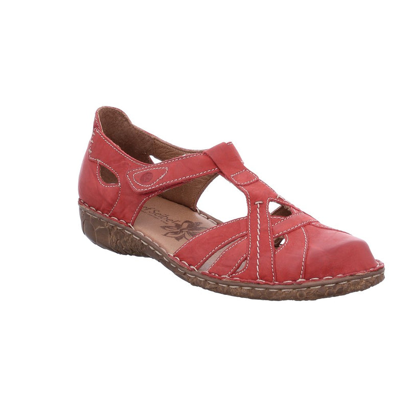 Josef Seibel Rosalie 29 Sandal - Hibiscus (Red) - Lucks of Louth