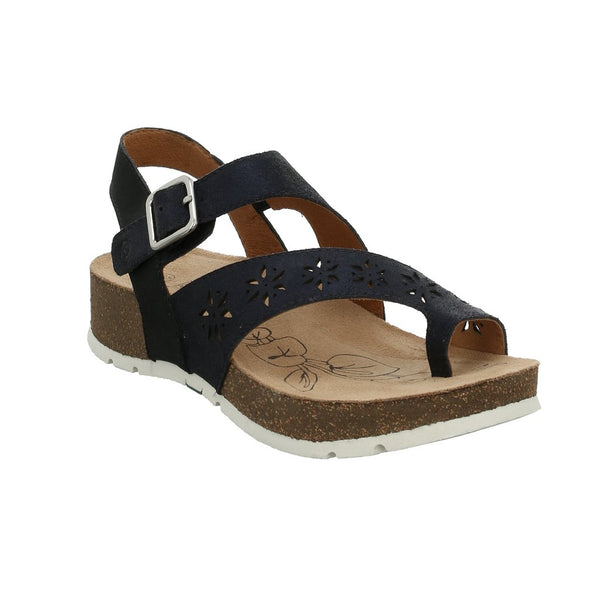 Josef Seibel Tilda 05 Sandal - Ocean (Navy) - Lucks of Louth