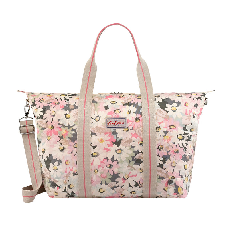 Cath Kidston Painted Daisy Overnight Bag - Fresh Green - Lucks of Louth