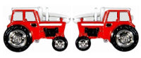 Dalaco Red Tractor Cufflinks - Lucks of Louth