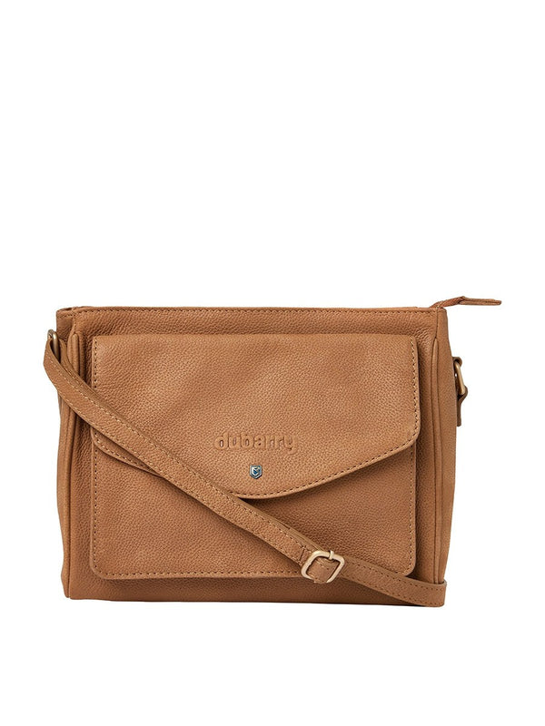 Dubarry Garbally Cross Body Bag Tan - Lucks of Louth