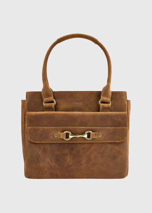 Dubarry Slane Saddle Bag - Brown - Lucks of Louth