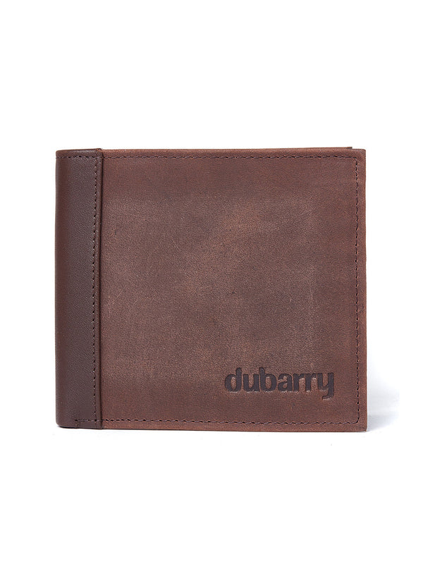Dubarry Rosmuc Wallet - Old Rum - Lucks of Louth