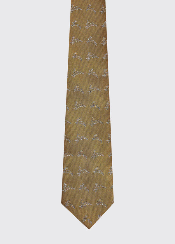 Dubarry Lacken Tie - Gold - Lucks of Louth