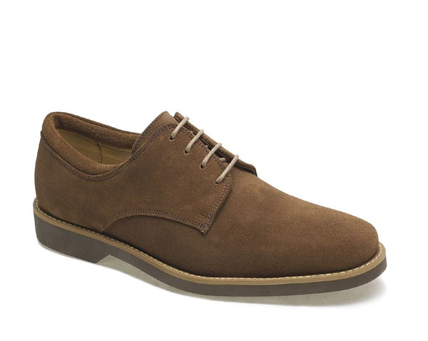 Anatomic Gel Delta Shoe - Tabacco Suede - Lucks of Louth