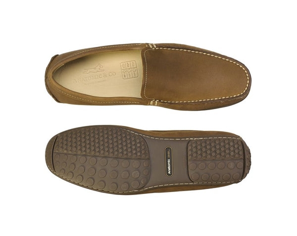 Anatomic Gel Lucas Shoe - Cognac Vintage - Lucks of Louth